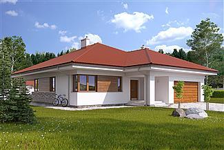Projekt Domu Bianka E Projekty Pl